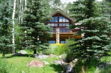 111 Aguire Drive, Aldasoro, Telluride, CO- Gerald Ross, Architects