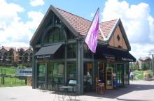 Sales Office, Mtn. Village, Telluride, CO – Gerald Ross, Architects