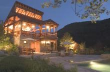 Fishing Club Pavilion, Norwood, CO – Gerald Ross, Architects