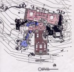 Alt text: floor plan sketch